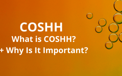 What is COSHH, and Why Is It Important?